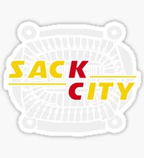 Sack City Sticker