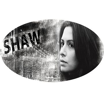 Person of Interest Shaw by TeamMachineShaw