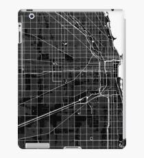 Chicago - Minimalist Maps iPad Case/Skin