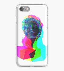Floral Shoppe Nega Vaporwave iPhone Case/Skin