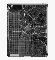 Los Angeles - Minimalist City Maps iPad Case/Skin
