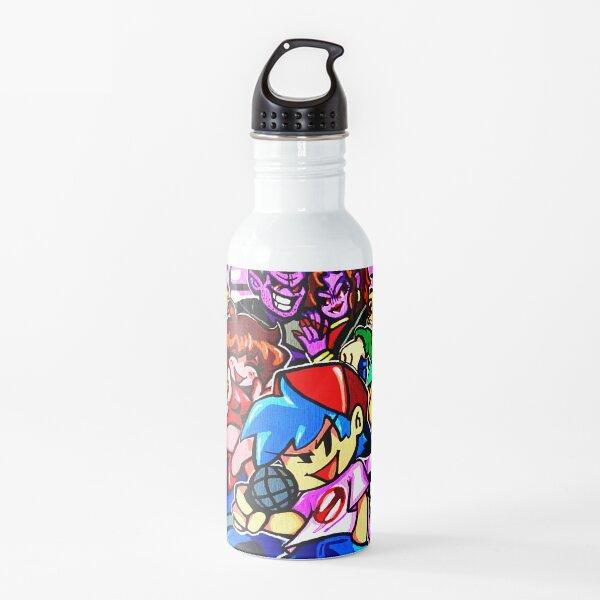 Friday Night FUnkin artwork  Water Bottle