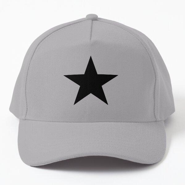 BLACK Star, Dark Star, Black Hole, Stellar, Achievement, Cool. Baseball Cap