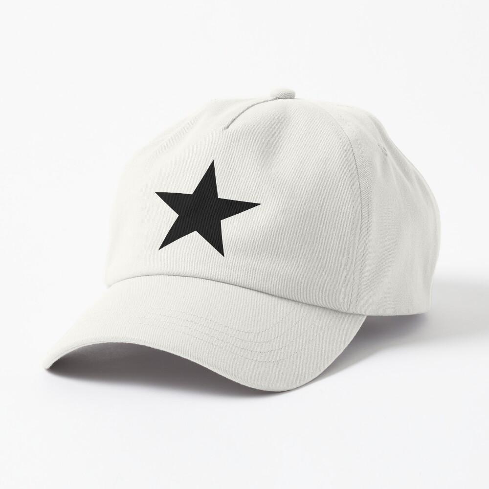 BLACK Star, Dark Star, Black Hole, Stellar, Achievement, Cool. Cap