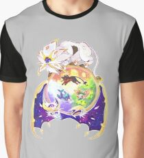 Pokemon Sun et Moon T-shirt graphique