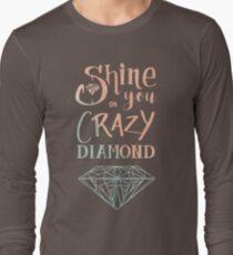 Shine on you crazy diamond - Watercolor T-Shirt