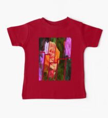 Pink Roses in Anzures 1 Tinted 2 Kids Clothes