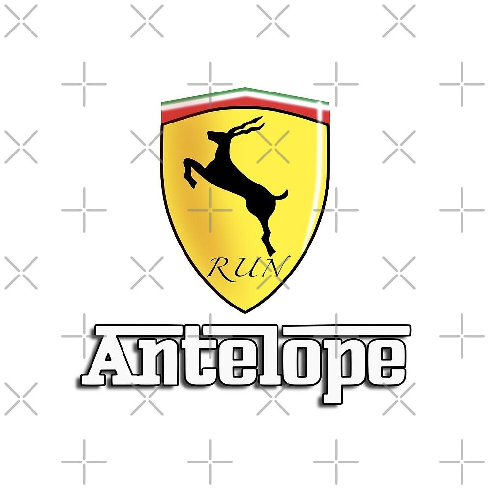 Antelope Phish  by AllyFlorida