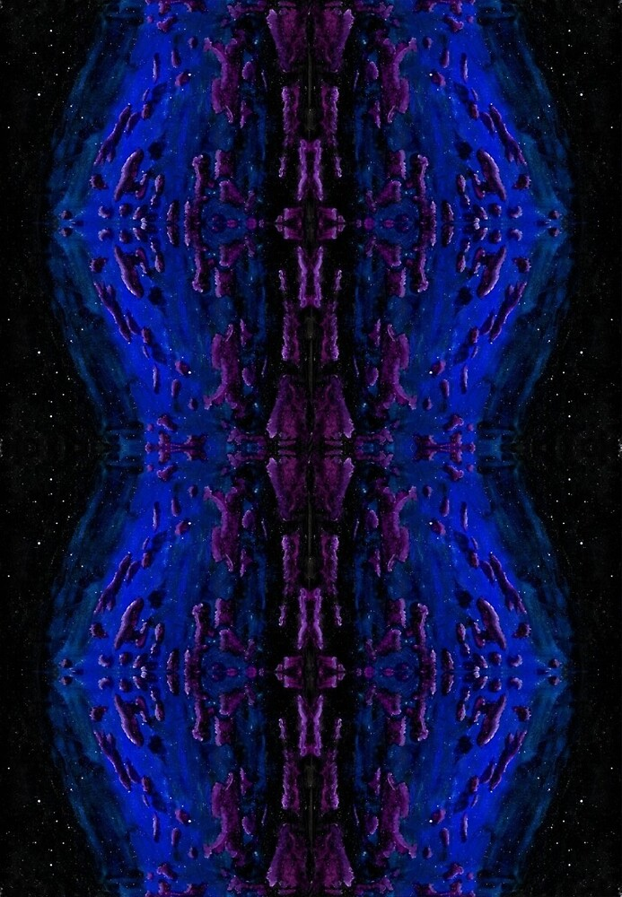 Nebula Spine by HRHiggins