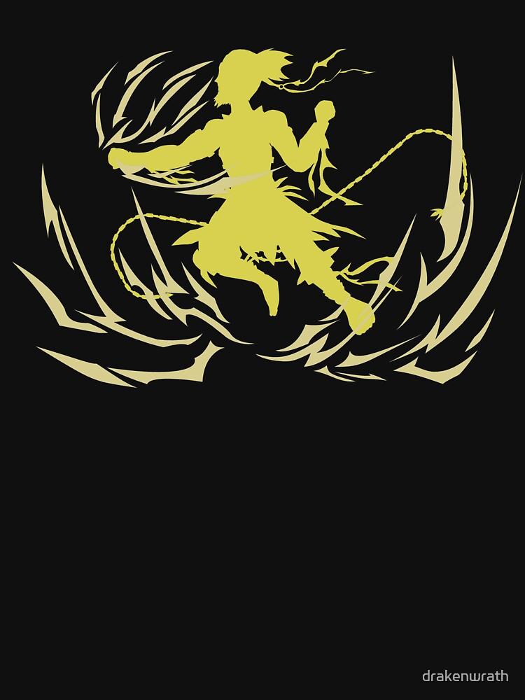 The Thunder Champion by drakenwrath