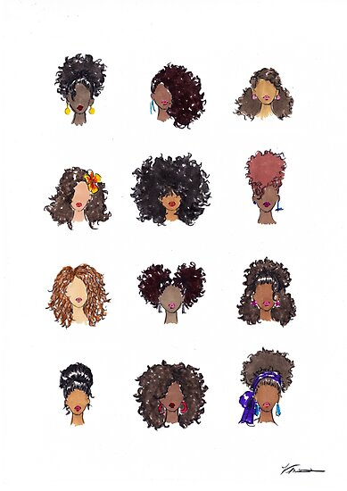 How To Be Curly by Veronica Miller Jamison
