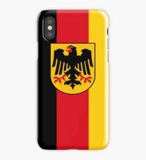 GERMAN (VERT) iPhone Case