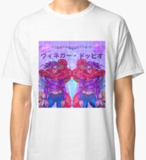 JoJo's Bizarre Adventure- Aesthetic Vinegar Doppio  Classic T-Shirt