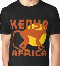 KENYA, AFRICA Graphic T-Shirt