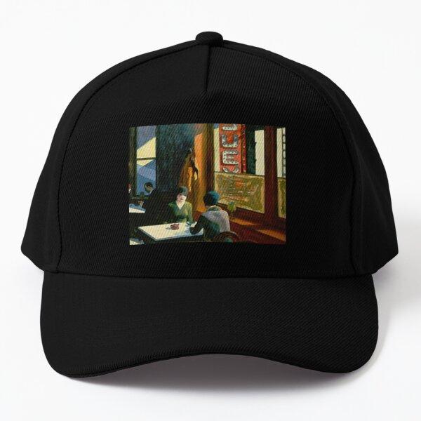 AMERICAN ARTIST. Edward Hopper. Chop Suey. Baseball Cap