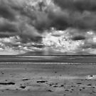 Clouds over Kintyre by Geoff Carpenter