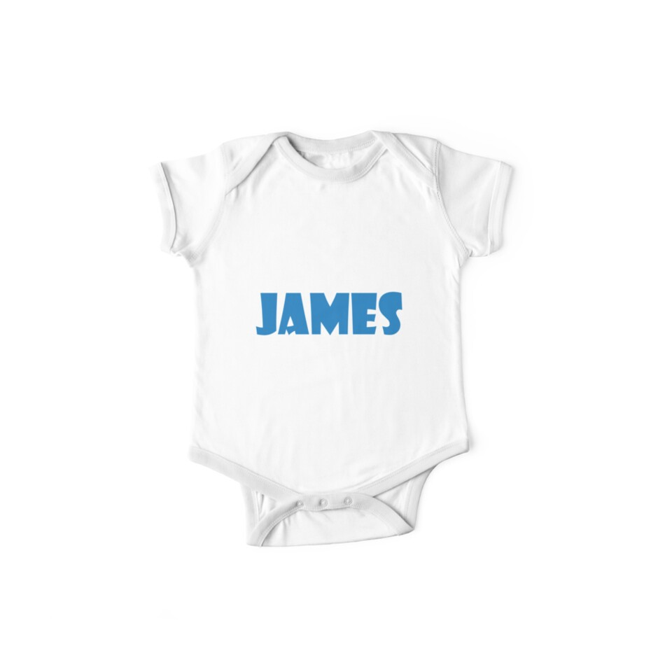 James (Blue) by Obercostyle