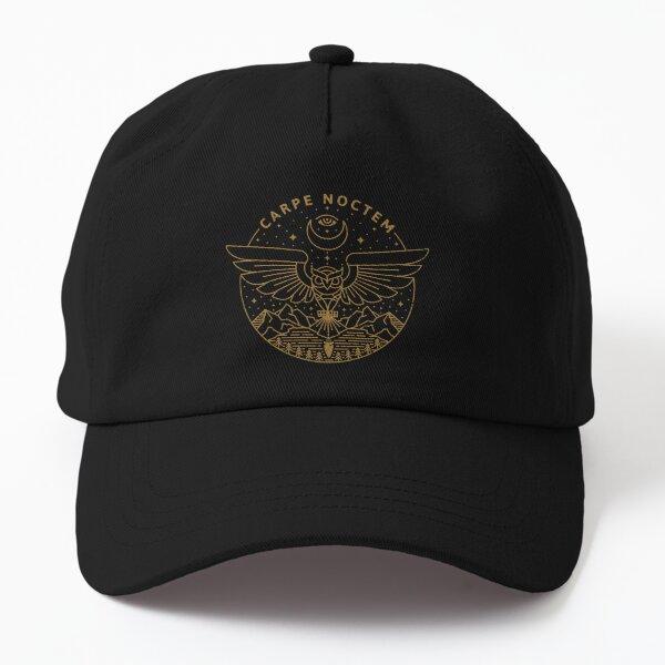 Carpe Noctem Dad Hat