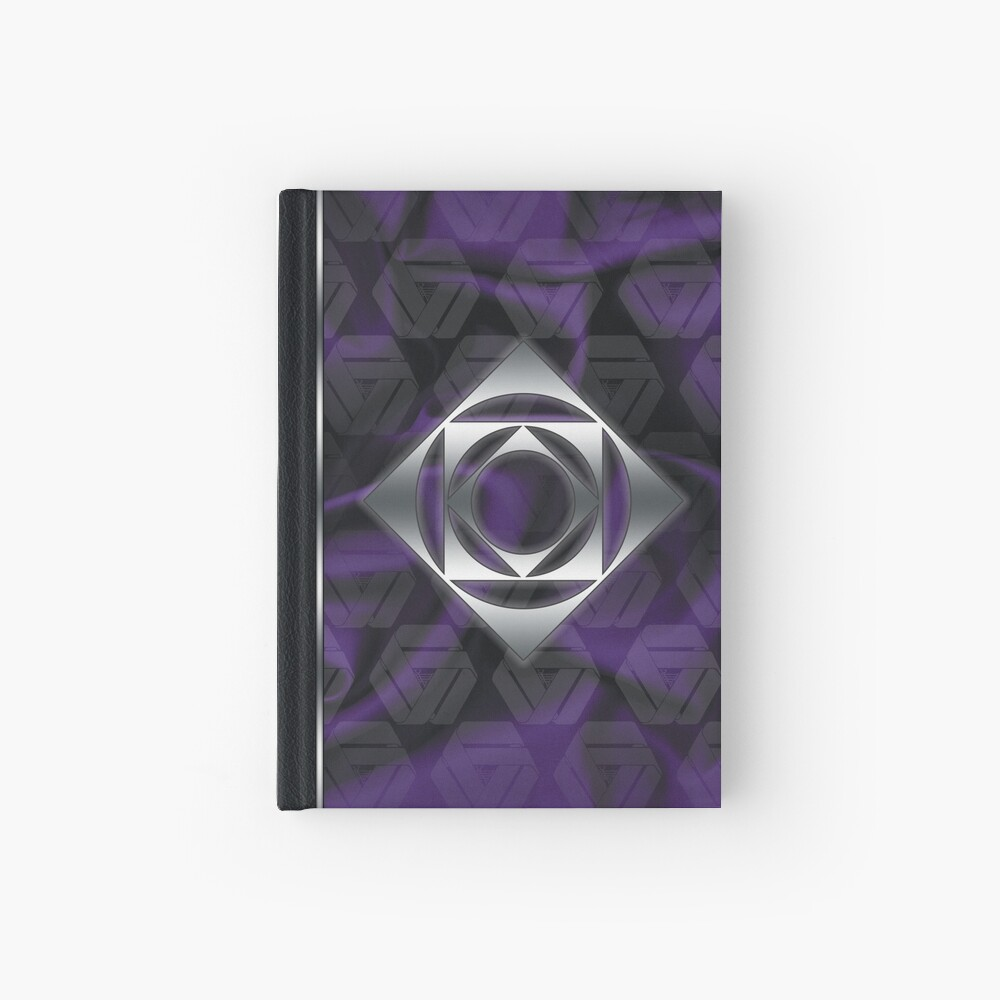 Ascension Convention: New World Order Hardcover Journal