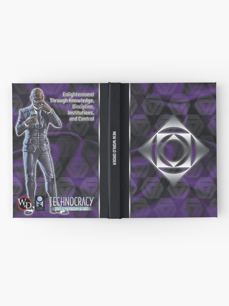Alternate view of Ascension Convention: New World Order Hardcover Journal