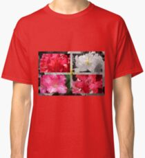 Love Rhododendrons Classic T-Shirt