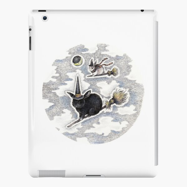 Flight of the Witch Bunnies iPad Snap Case