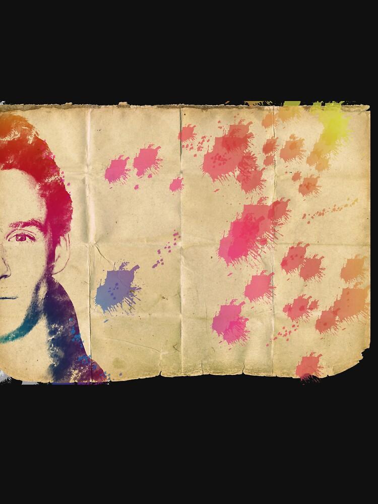 Eddie Redmayne Watercolours * Price Reduced * by lloydj3