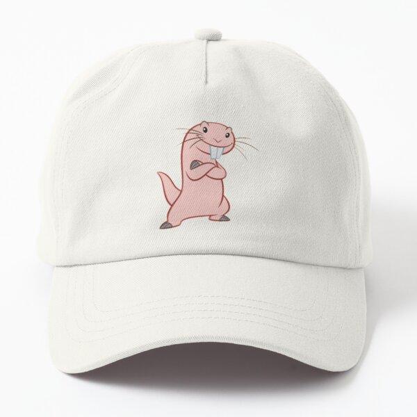 Rufus - Sticker Dad Hat