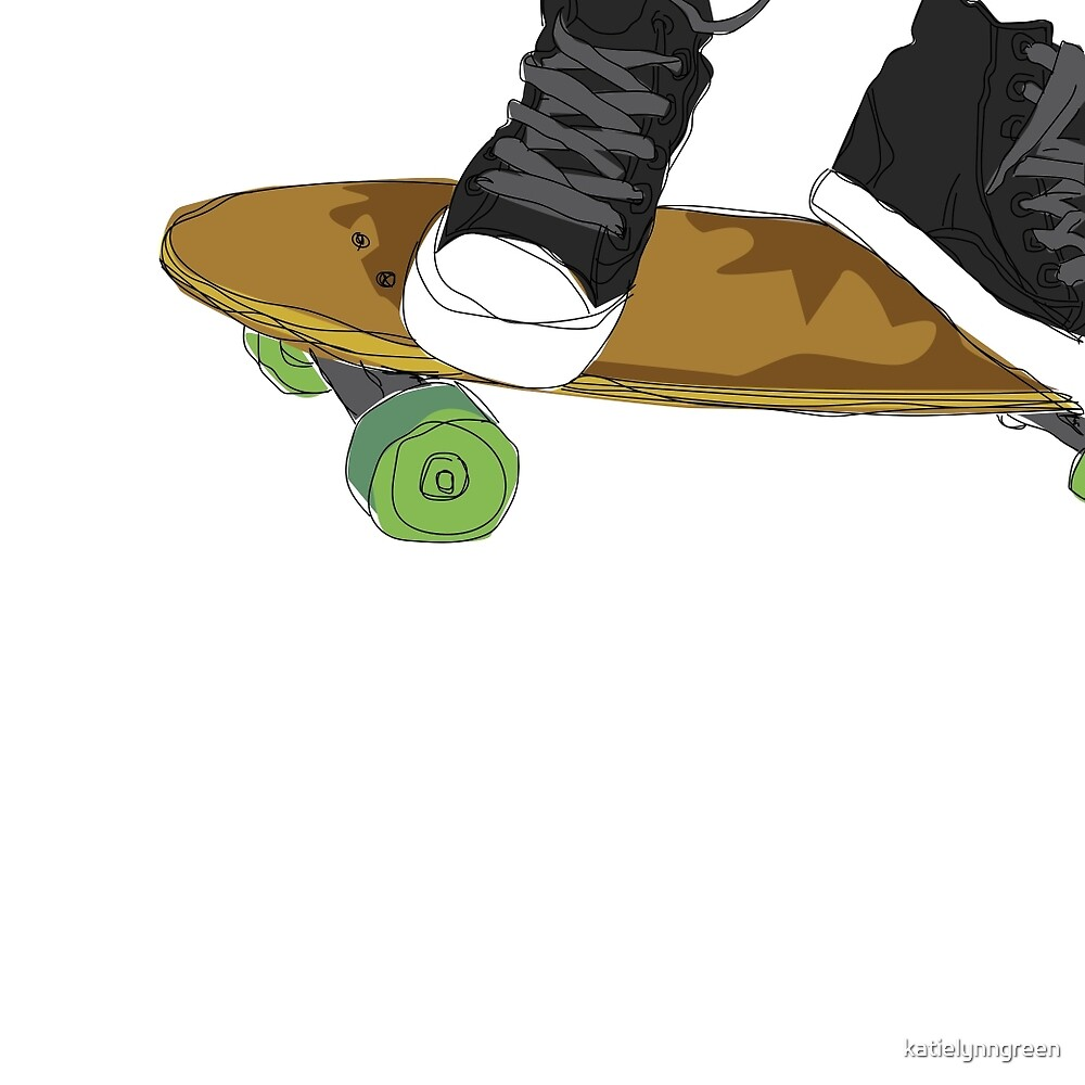 Skate by katielynngreen