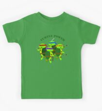 Turtle Power TMNT Kids Tee