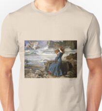 John William Waterhouse - Miranda - The Tempest  T-Shirt