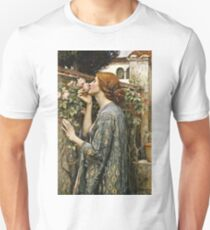 John William Waterhouse - The Soul Of The Rose  Unisex T-Shirt