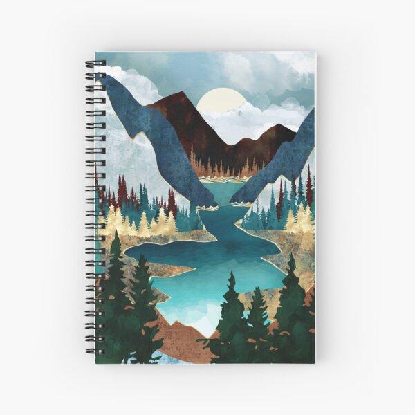 River Vista Spiral Notebook