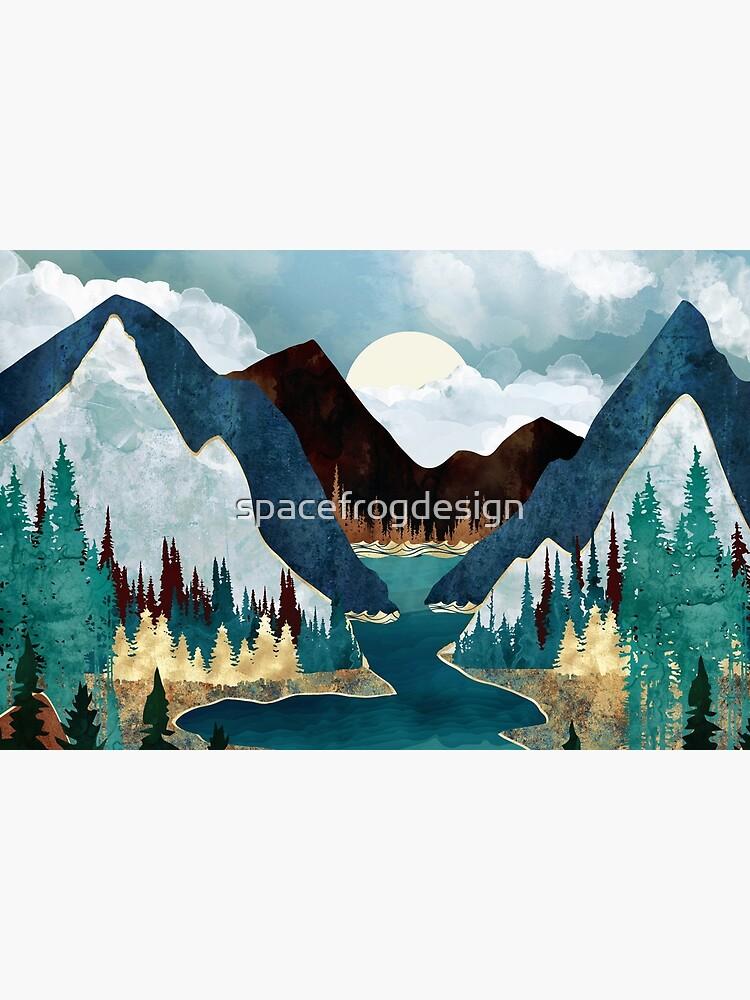 River Vista by spacefrogdesign