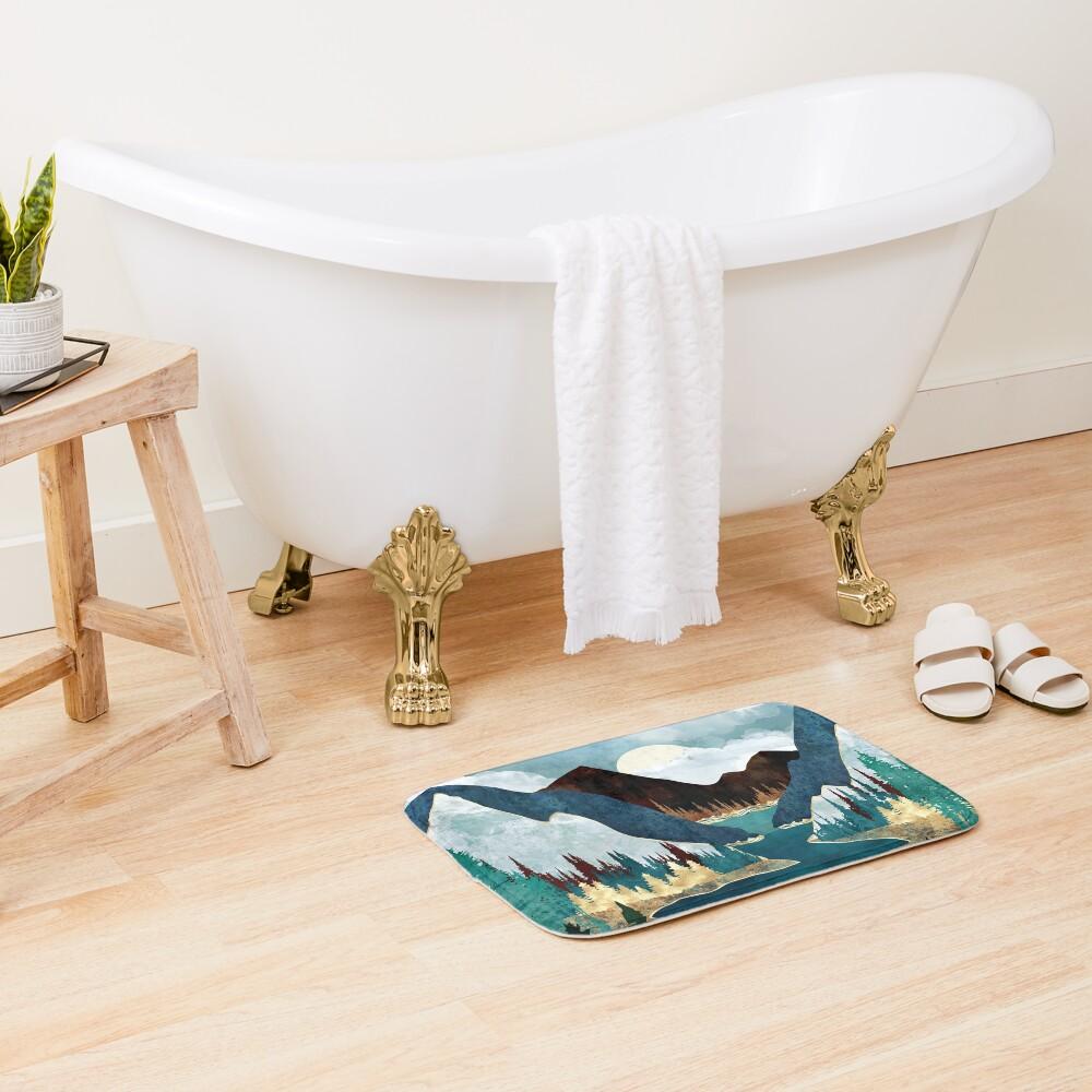 River Vista Bath Mat