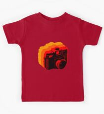 Holga Square T-Shirt Kids Tee