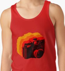 Holga Square T-Shirt Tank Top
