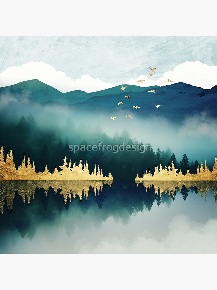 Mist Reflection by spacefrogdesign