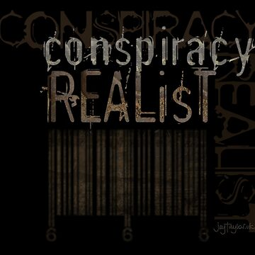 Conspiracy Realist - Barcode Remix by jaytees