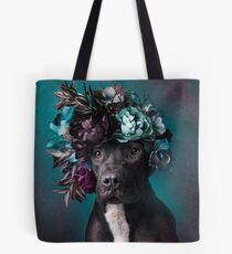Flower Power, Aden Tote Bag