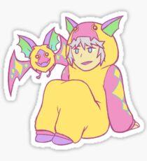 Riku Kigurumi Sticker
