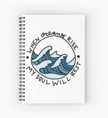 Cuaderno de espiral Océanos