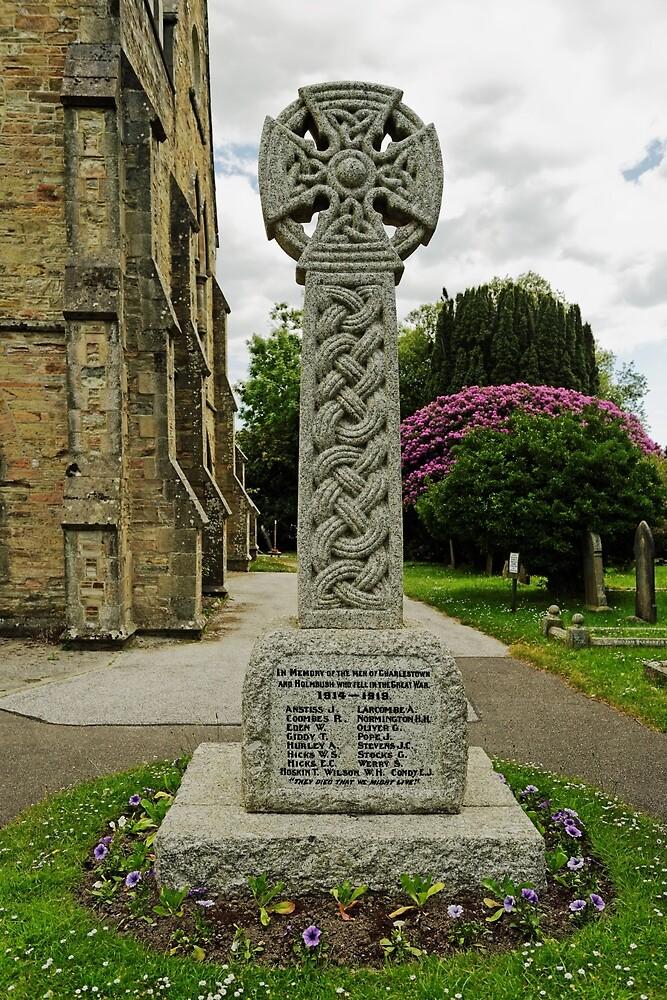 War Memorial, Charlestown by Rod Johnson