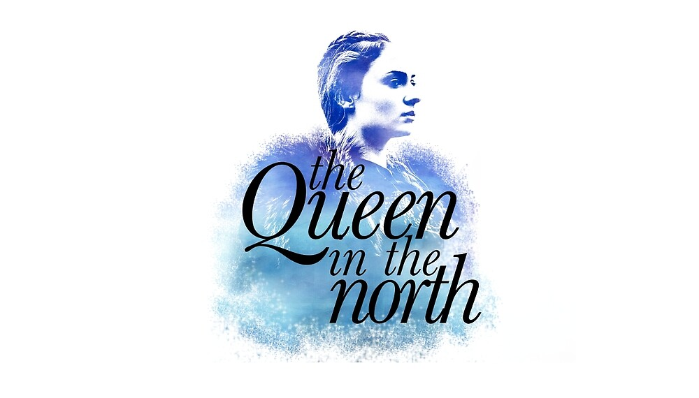 The Queen in the North by camillart