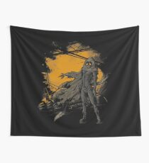 Spice Harvester Wall Tapestry