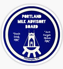 PMAB (Portlandia) Sticker
