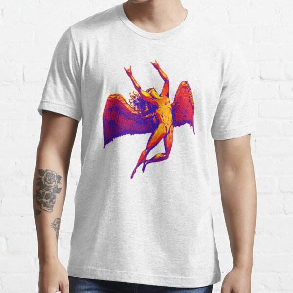 Metal | Icarus Trendy | White Background Essential T-Shirt