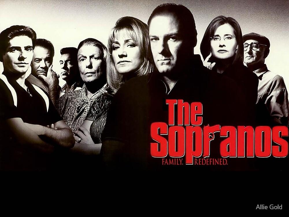sopranos by Allie Gold