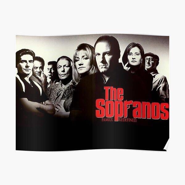 sopranos Poster