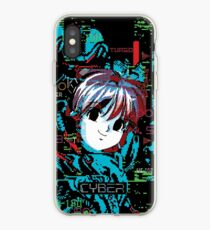 Machine Girl Neo iPhone Case